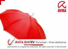 Logo de Avira Antivirus Personal Free (Actualizado)