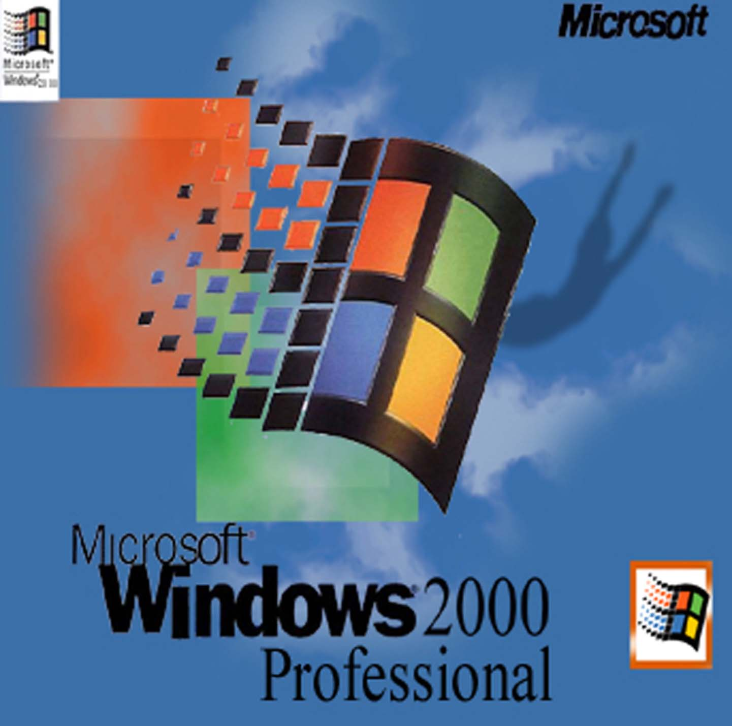 microsoft windows 2000 professional x86 32 bit edition